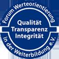 aum-Yogaschule Darmstadt Birte Sattler, Forum Werteorientierung